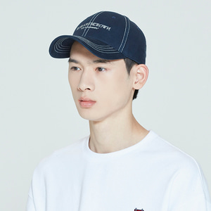 RMTCRW BASIC BALL CAP_NAVY