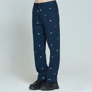RMTCRW CLUB COTTON PANTS_NAVY