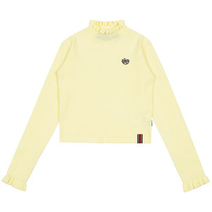 FRILL POINT KNITWEAR_BUTTER