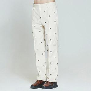 RMTCRW CLUB COTTON PANTS_OATMEAL