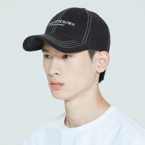 RMTCRW BASIC BALL CAP_BLACK