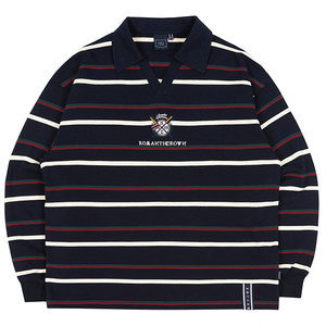 PADDLING LOGO POLO SHIRT_NAVY