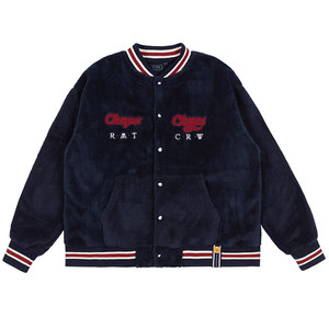 [CHUPA CHUPS X RMTCRW]FLEECE JUMPER_NAVY