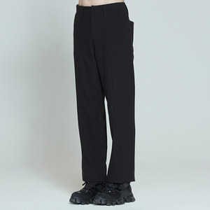CLASSIC NEWS BOY PANTS_BLACK