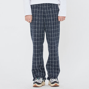 TWEED PANTS_NAVY