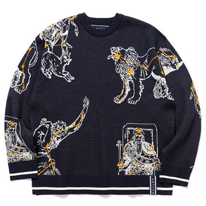 CONSTELLATION KNITWEAR_NAVY