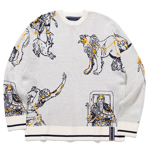 CONSTELLATION KNITWEAR_OATMEAL