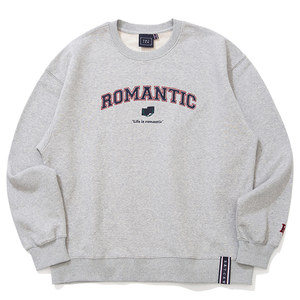 ARCH LOGO SWEAT SHIRT_GREY