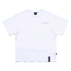 SLOGAN LIST LOGO TEE_WHITE