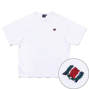 CEREMONY FLAG TEE_WHITE